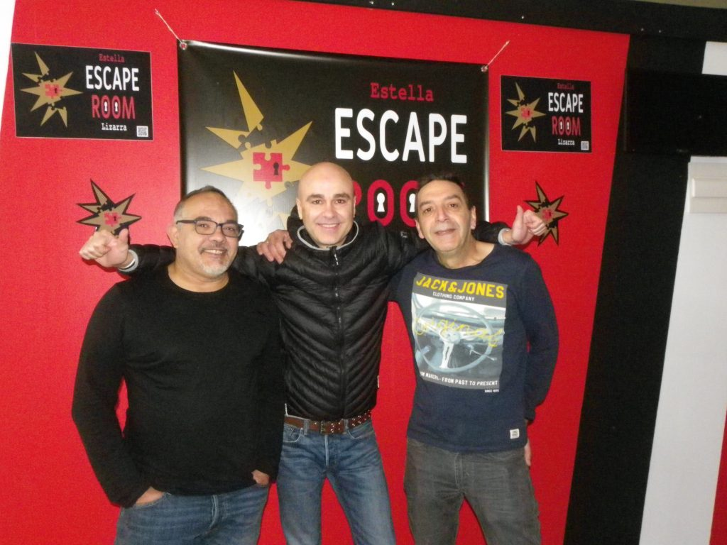 escape room en navarra